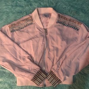 Jacket - palo rosa re designe